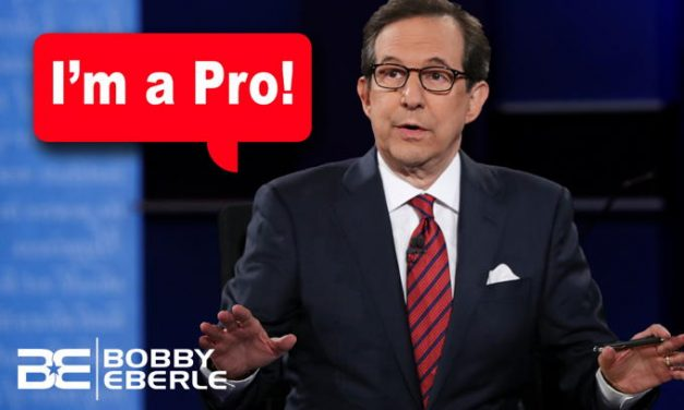 Chris Wallace says 'I'm a Pro' after 2020 Debate MELTDOWN, blames President Trump