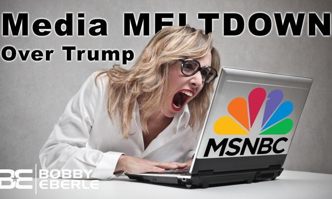 Media MELTDOWN as Trump says 'Don't fear Covid-19'