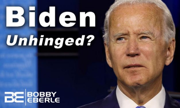 Biden Unhinged? Joe Biden says 'voters don't deserve to know' court packing position