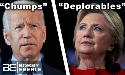 From Deplorables to Chumps? Joe Biden Channels Hillary Clinton by Mocking Trump Supporters