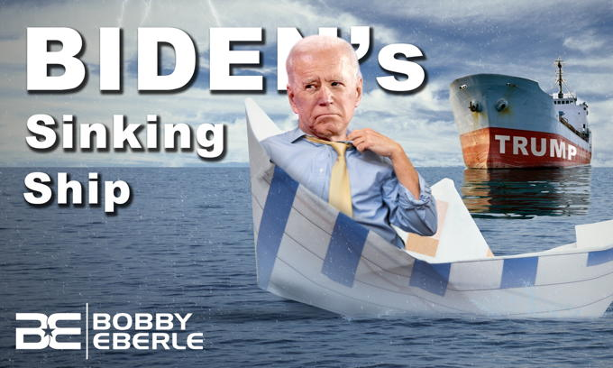 Trump's SECRET FORMULA! Will these BIG NUMBERS sink Joe Biden's ship?