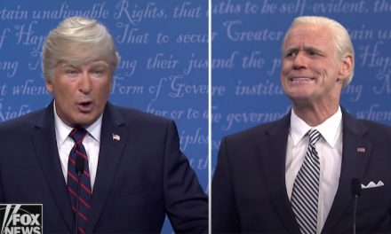 Alec Baldwin defends 'SNL' skit after show is bashed for making fun of sick president