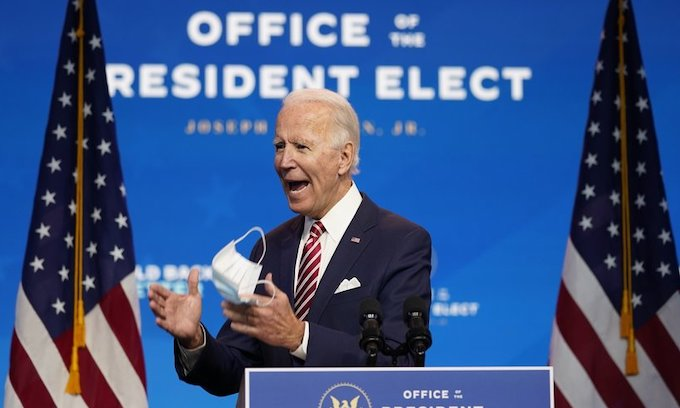 Biden's shameless scaremongering: 'More people may die' because Trump won't concede
