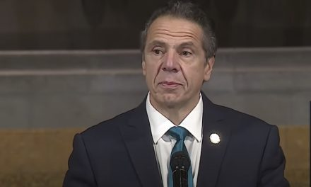 Cuomo uses church platform to say, 'President Trump must learn the lesson'