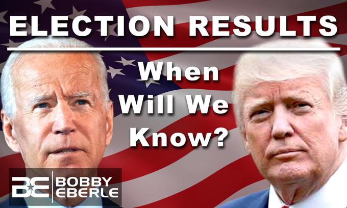 President Trump or Joe Biden? When will we know? Election 2020 Update