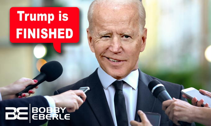 WORST Press Conference Ever? Biden SLAMS Trump as 'Embarrassment' For Not Conceding