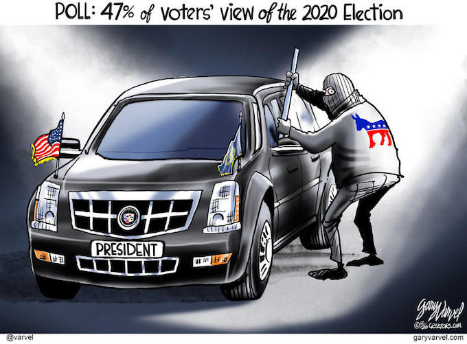 Election-jackers