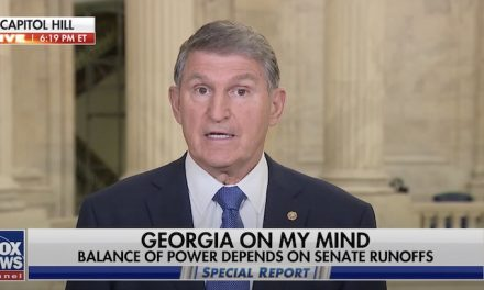 Manchin Says He Won't Vote To Pack The Court; Omar Weighs In