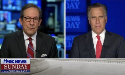 Romney makes the rounds of the Sunday morning shows, slamming Trump, pleading for support for Biden