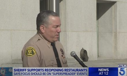 Los Angeles Deputies arrest 158 people for attending a party during Covid lockdown