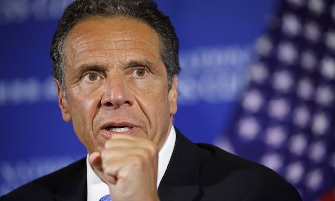 If there is any truth to this NY'ers deserve whatever they get from Cuomo