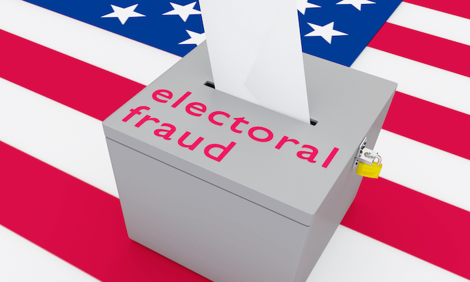 """The """"I Hate Trump, so election-fraud is totally OK"""" Democrats"""