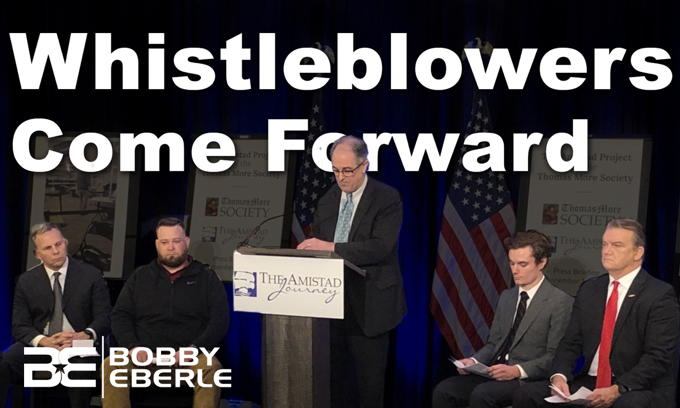WHISTLEBLOWERS: 200,000 ballots just disappeared; 100,000 illegal votes backdated