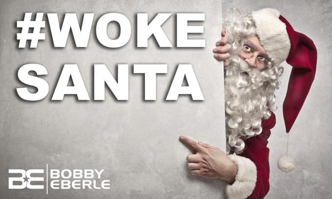 Woke Santa makes boy cry; No Nerf gun for you!