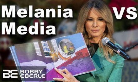 Beyond Fake News! CNN attacks Melania Trump over children's hospital visit
