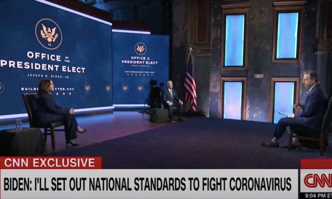 Biden announces big idea to end the pandemic