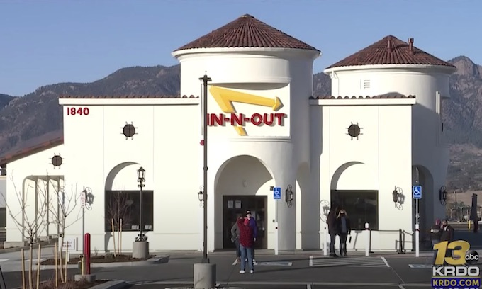 60 employees at Colorado Springs In-N-Out test positive for COVID-19