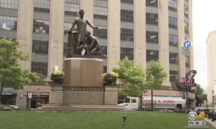 Boston removes 'controversial' Lincoln statue
