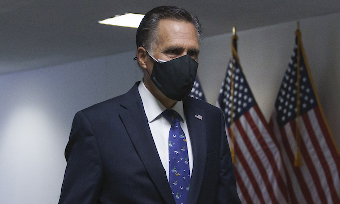 'This is madness': Romney lashes out at Republicans threatening to protest Electoral College vote