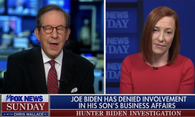 Chris Wallace strikes Fox News colleagues over criticism of Jill Biden's use of title