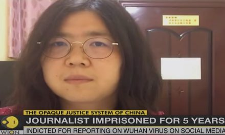 Chinese citizen journalist jailed for four years for Wuhan virus reporting