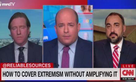 The left calls for reprogramming Trump supporters; deplatforming news media