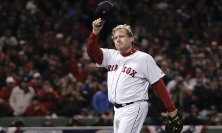 Baseball Great Curt Schilling Says AIG Insurance Canceled His Policy After Pro-Trump Posts