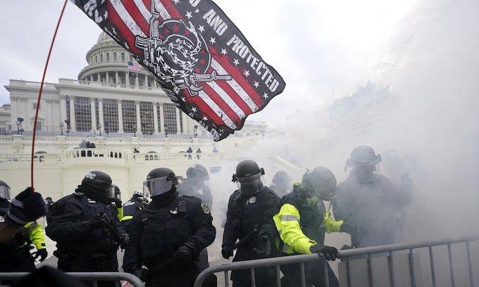 Tom Homan: 'Understaffed' Capitol Police 'were set up to fail'