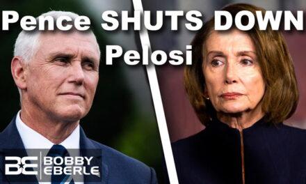 Pence SHUTS DOWN Pelosi's 25th Amendment Push to Remove Trump; Impeachment looms