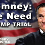 Unbelievable! Mitt Romney says Trump impeachment trial needed for 'unity'
