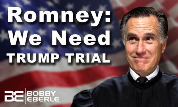 Unbelievable! Mitt Romney says Trump impeachment trial needed for 'unity'
