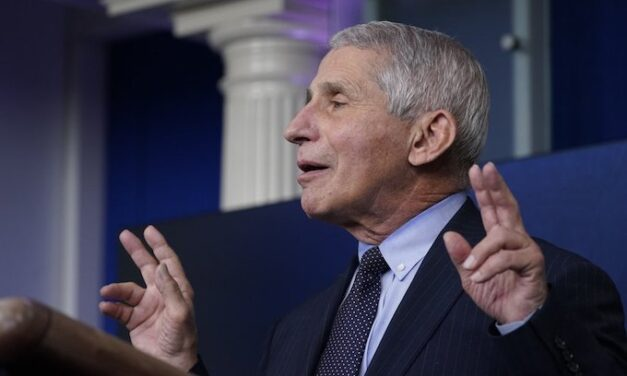 Fauci says he feels 'liberated' as he brings his ego to center stage