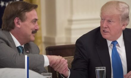 Dominion Voting Systems sues Mike Lindell, 'MyPillow' for $1.3 billion