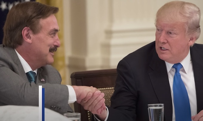 Mike Lindell Permanently Banned from Twitter