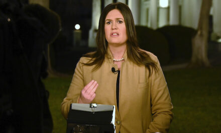 Sarah Huckabee Sanders running for Arkansas governor in 2022