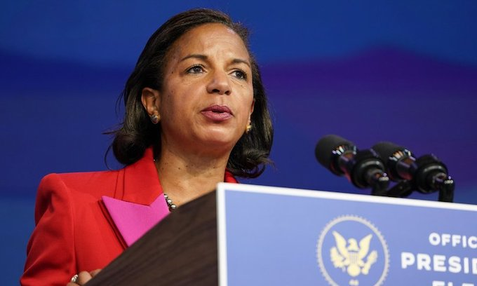 Rice: Administration will probe origins of White nationalist violence
