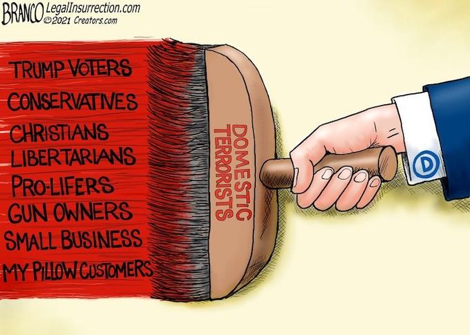 Leftist Brush!
