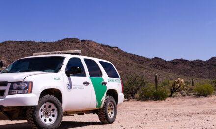AZ sheriff: Illegals flooding border under Biden is 'Obama 2.0'