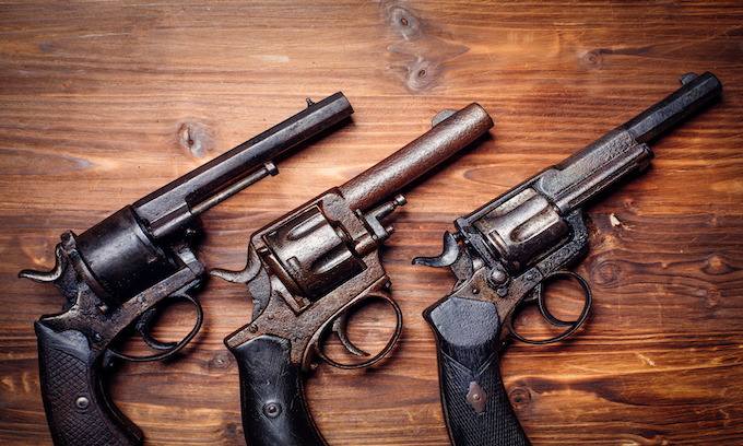 US gun maker Colt bought by Czech company