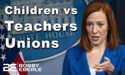 Children vs Teachers Unions: Jen Psaki Dodges Question on Biden's School Reopening Plan