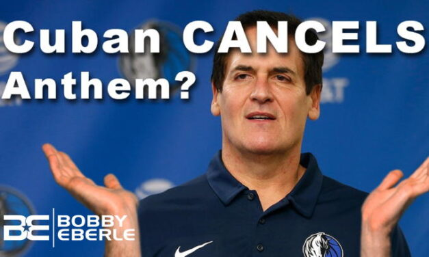 Cancel the National Anthem? Mark Cuban tries, says fans can 'pray to flag' instead
