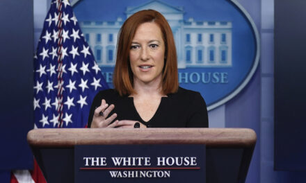 Will Biden fire Psaki?