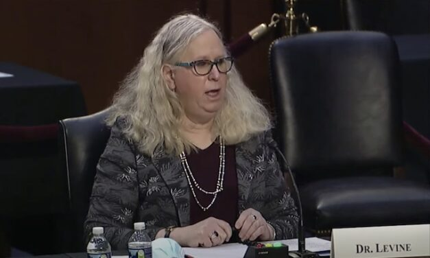 GOP senator asks hard questions of transgender Rachel Levine in HHS confirmation hearing; gets few answers