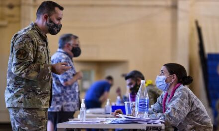 Thousands of service members saying no to COVID-19 vaccine but it may be mandatory soon
