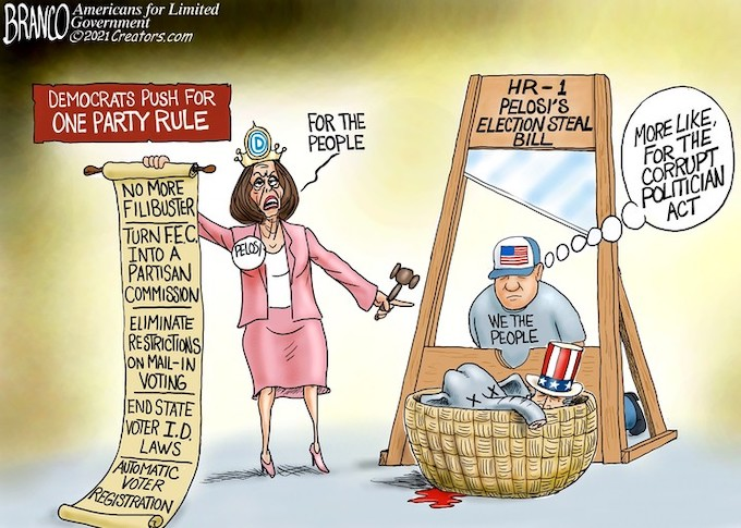 Guillotine For The People