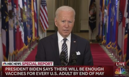 Biden Statement on May 1 Vaccine Eligibility Raises More Questions About His Cognitive Health