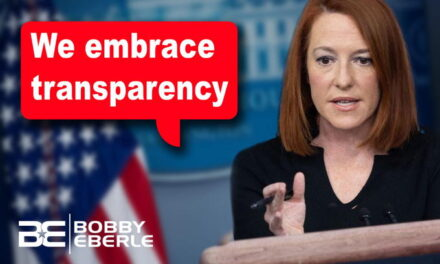 What are they hiding? Jen Psaki dodges on media access to border facilities