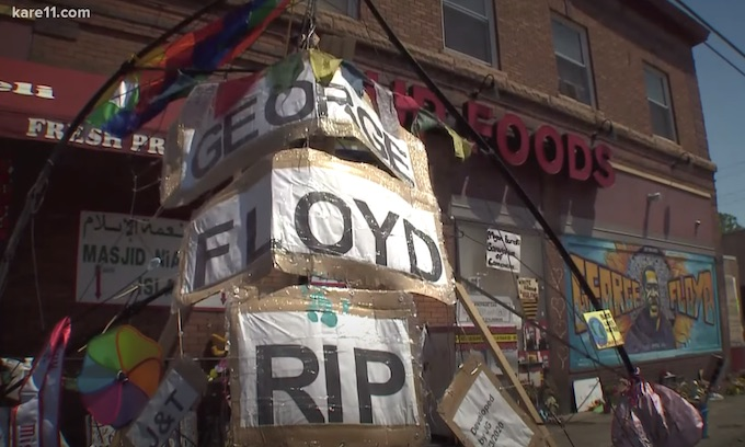 Businesses issue cry for help as violence plagues George Floyd Square