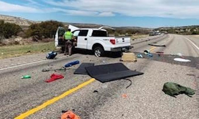 Illegal aliens killed in police chase near Del Rio, TX