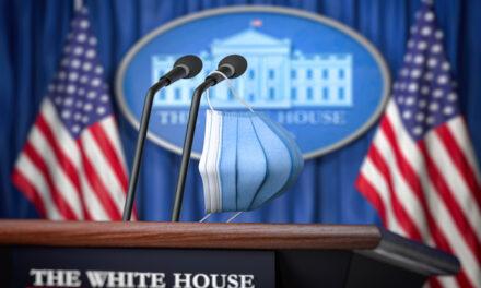 COVID Hypocrisy at the White House